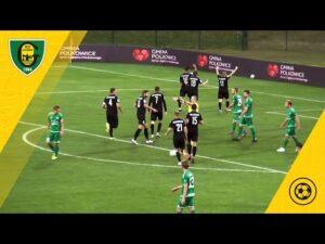 Skrót meczu Górnik Polkowice   GKS Katowice 0 2 19 09 2020