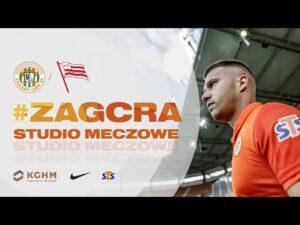 🎥 Studio meczowe #ZAGCRA | 1000. MECZ, BOHAR, PROBIERZ