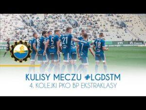 TV Stal: Kulisy meczu #LGDSTM 4. Kolejki PKO BP Ekstraklasy