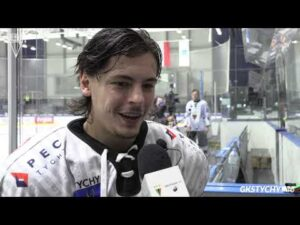 4. kolejka PHL: Wypowiedź Patryka Wronki po meczu GKS Tychy – GKS Katowice 5:2