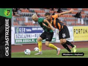 Read more about the article [GKS TV] Skrót spotkania Chrobry Głogów – GKS Jastrzębie  (1:0)