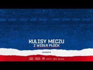 Kulisy meczu: Wisła Kraków – Wisła Płock (18.09.2020)