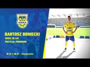 Read more about the article Bartosz Boniecki w Arce!