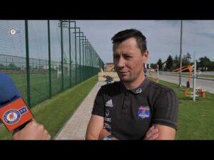 Read more about the article Krzysztof Lipecki po meczu z Popradem