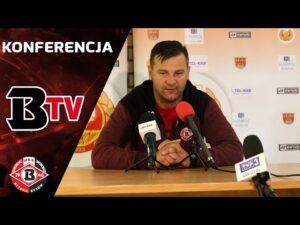 Konferencja prasowa po meczu Znicz Pruszków – Bytovia (1:1)
