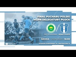 Read more about the article Świt Staroźreby – Wisła II Płock   Finał Pucharu Polski MZPN Delegatura Płock