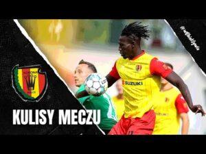 Kulisy meczu Korona Kielce – Górnik Łęczna 0:2 (20.09.2020)