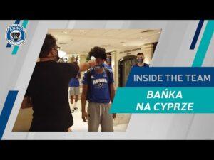 SZYBKIE KULISY: Bańka na Cyprze, pierwszy trening za nami