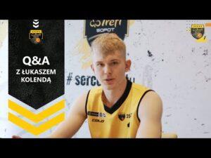 Read more about the article Q&A z Łukaszem Kolendą | Trefl Sopot