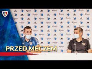 Konferencja prasowa przed spotkaniem FC Kopenhaga – Piast Gliwice