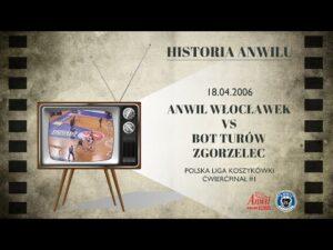 #23 Historia Anwilu | Anwil Włocławek – BOT Turów Zgorzelec 89:66 || Materiał TV Kujawy