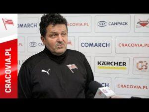 Read more about the article Rudolf Roháček po meczu z GKH Stoczniowiec Gdańsk (25.09.2020)