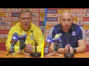 Bruk-Bet Termalica Nieciecza – Arka Gdynia 0-1: Konferencja prasowa
