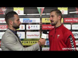 Read more about the article 5. kolejka Fortuna1Liga: Opinia Sebastiana Stebleckiego po meczu GKS Tychy – Apklan Resovia 2:1