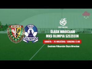 Read more about the article Ekstraliga Kobiet: Śląsk Wrocław – MKS Olimpia Szczecin