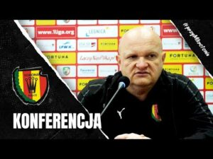 Konferencja prasowa po meczu Miedź Legnica – Korona Kielce 1:1 (26.09.2020)