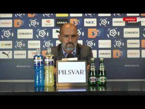 Read more about the article [TRANSMISJA] Konferencja prasowa po meczu Cracovia – Raków Częstochowa (26.09.2020)