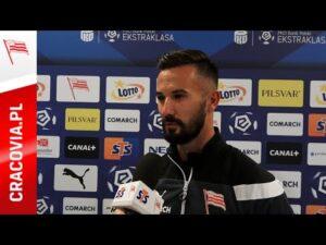 Read more about the article Tomáš Vestenický po meczu z Rakowem Częstochowa (26.09.2020)