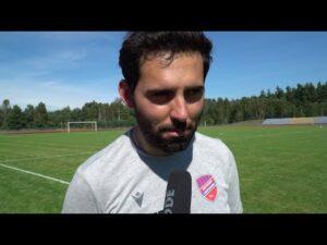 Gonçalo Feio: zagraliśmy mecz na dobrej intensywności