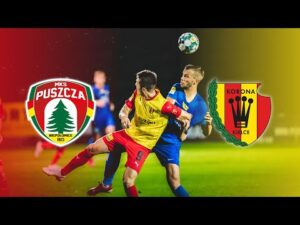 Puszcza vs Korona Kielce KULISY MECZU | PUSZCZA TV