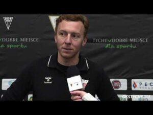 6. kolejka PHL: Wypowiedź Krzysztofa Majkowskiego po meczu GKS Tychy – Comarch Cracovia 4:3