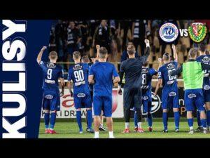 Kulisy | Wigry Suwałki 2:0 (1:0) Śląsk II Wrocław