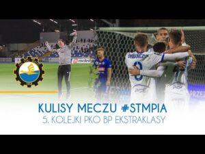 TV Stal: Kulisy meczu #STMPIA 5. kolejki PKO BP Ekstraklasy