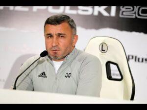 Gurban Gurbanov: Wobec tego co się dzieje nie jest łatwo skupić się nam na meczu