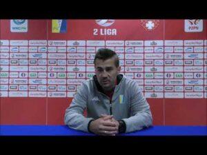Konferencja po meczu Olimpia Elbląg 1:3 Motor Lublin | II. kolejka, 2. Liga | 05.09.2020