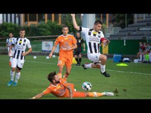 2020-09-05 Sandecja – BrukBet Termalica 0-1 (0-0), skrót meczu