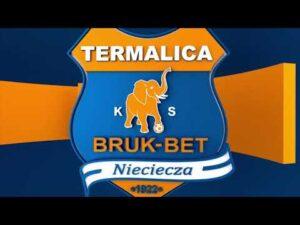 Skrót meczu: Sandecja – Bruk-Bet Termalica 0-1