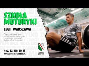 Szkoła Motoryki Legii Warszawa