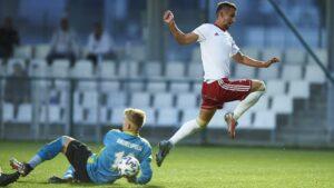 Read more about the article Skromne, ale zasłużone zwycięstwo rezerw ŁKS