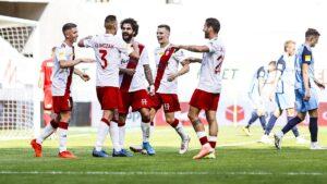 Najlepszy początek sezonu ŁKS w I lidze