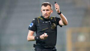 Znamy arbitra meczu z GKS Bełchatów
