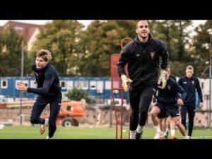 Sześć dni do Lechii – Cieszą wspólne treningi