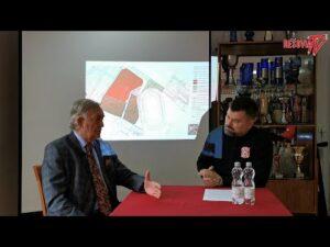 Wywiad z prezesem klubu Panem Aleksandrem Bentkowskim