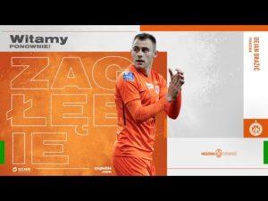 Read more about the article Dejan Dražić ponownie w Zagłębiu!