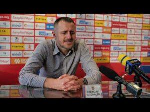 Konferencja prasowa po meczu Odra Opole – Arka Gdynia