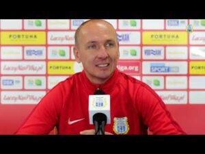Konferencja po meczu Stomil Olsztyn – GKS Bełchatów 0:0 (4.10.2020 r.)