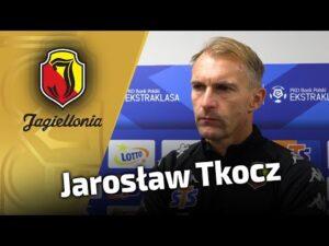 Wypowiedź trenera – Jarosław Tkocz