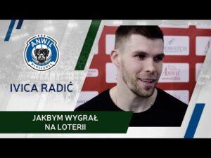 Ivica Radić: Jakbym wygrał na loterii