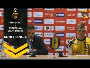 Konferencja po meczu Trefl Sopot – Pszczółka Start Lublin | Trefl Sopot