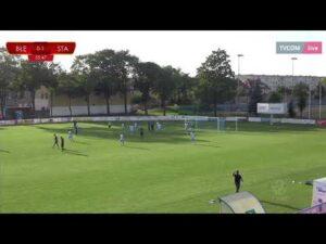 Błękitni Stargard – Stal Rzeszów 0-5 (skrót meczu)