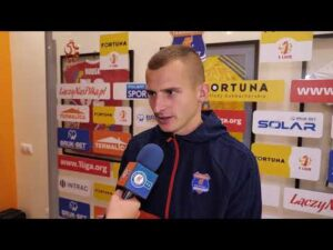 Tomasz Loska po meczu z Radomiakiem