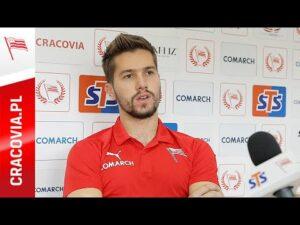 Read more about the article Damir Sadiković nowym zawodnikiem Cracovii | Pierwszy wywiad (05.10.2020) [NAPISY PL]