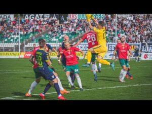 Zagłębie Sosnowiec – Sandecja 3-0 (2-0), skrót meczu