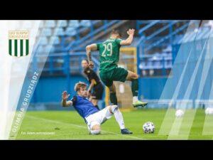 Skrót meczu Lech II Poznań – Olimpia Grudziądz 1:2