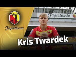 Read more about the article Kris Twardek – Nowym zawodnikiem Jagiellonii