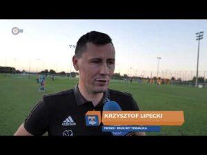 Krzysztof Lipecki po meczu z Limanovia